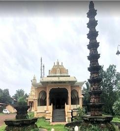 Shantadurga (Sangodkarin) Temple