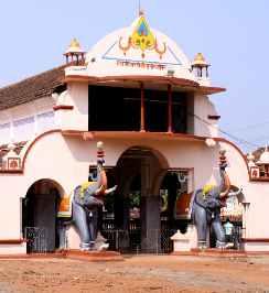 भगवती देवी मंदिर