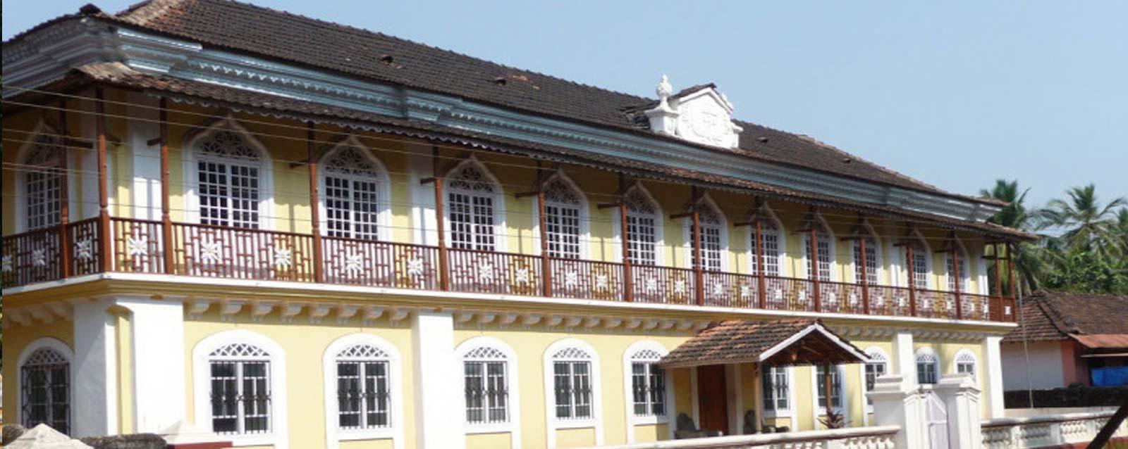 पिंटो ही रोझारियो घर