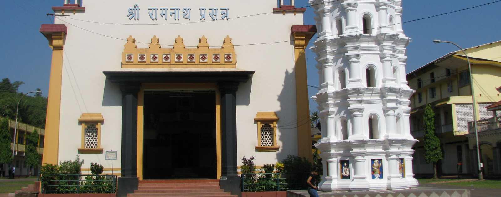 रामनाथी देवूळ, बांदोडे