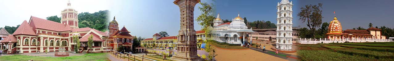The temples of Goa are in essence like most Hindu temples in India