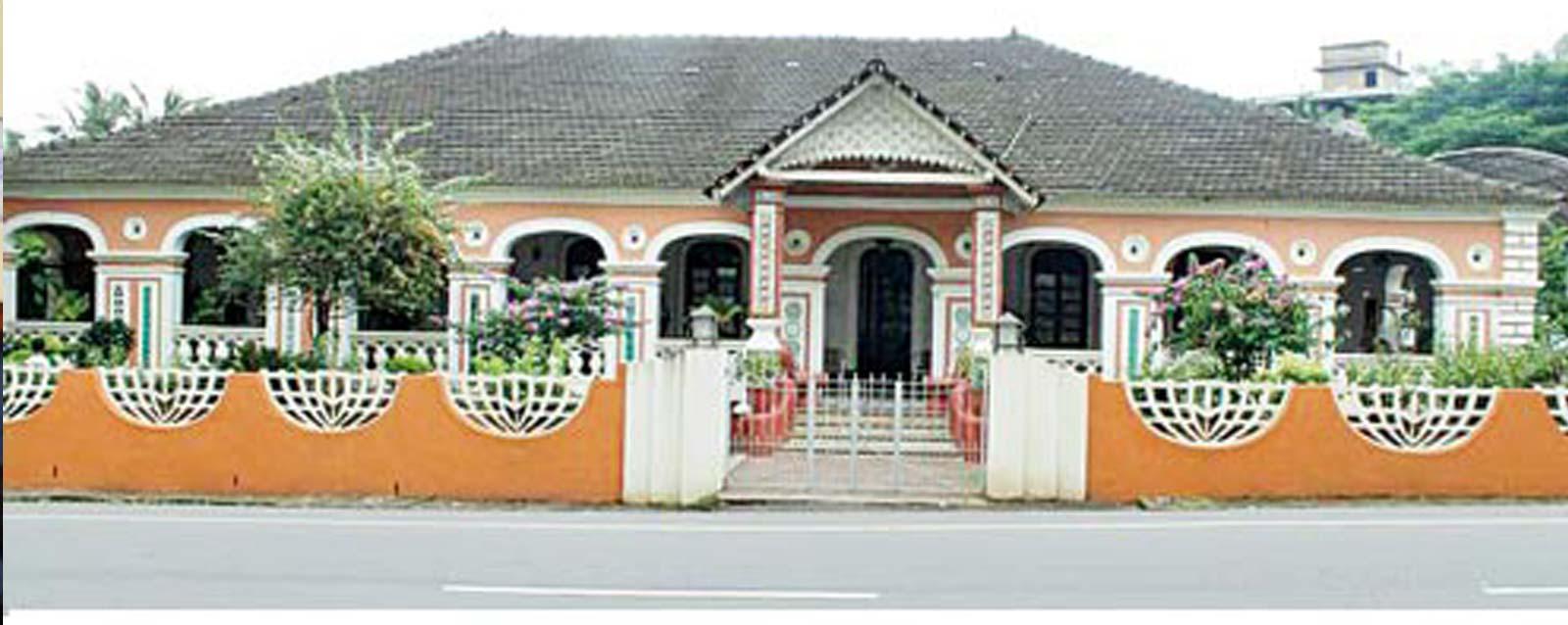 विवीयान कुतीन्हो घर