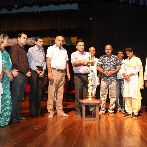 CM INAUGURATES AWARENESS WORKSHOP ON WASTE MANAGEMENT AT SANKHALI