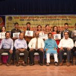 5th edition of All Goa Konkani Solo Singing Competition Mhozo Tallo Aikat held at Panaji.