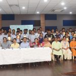 Chief Minister Felicitated SSC & HSSC Students of Various centre's of Sanjay Centres at Porvorim June 25, 2019.