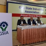 Chief Minister attended the Annual General Function of State Industries Association at Panaji on June 28, 2019. (2)
