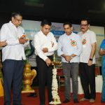 "Chief Minister inaugurated the Workshop on ""Strategy for Comprehensive Development of Co-operative Sector in Goa for a New India by 2022"" at Taleigao on Jul. 9, 2019."