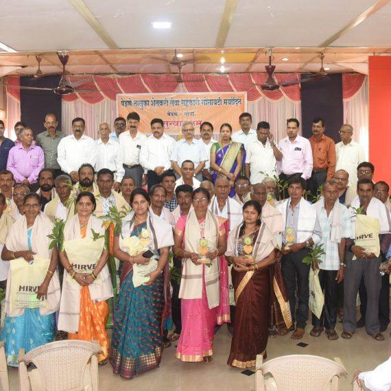 MLA & Chairman of GTDC attended Vardapan Din at Pernem on September 24, 2019.