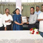 Farewal to Shri Alex D'Souza who retired on Superannuation of Service