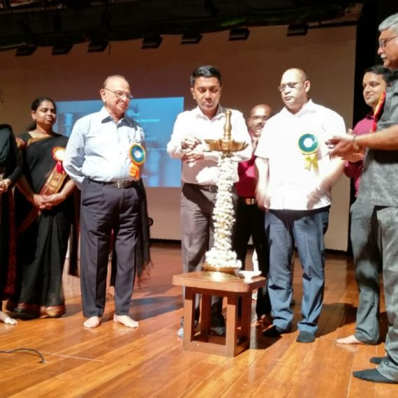 Chief Minister inaugurates workshop on Water Conservation