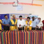 Chief Minister inaugurated Cardiac (Heart) Screening Camp at Surla on Dec. 1, 2019