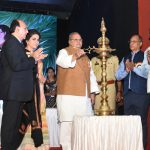 Governor of Goa inaugurates the 2 days '45th Giants International Convention 2019-20 at Taleigao on Jan. 18, 2020.