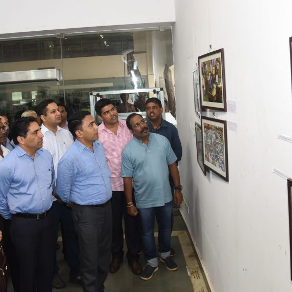 Chief Minister attends the World Photography Day celebration organised by PJAG at Patto Panaji on Aug. 19, 2019. III