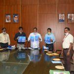 Godinho Launches 'Goa Transport' App, Releases Books On Motor Vehicles Rule