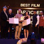 Concluding ceremony of 50th International Film Festival of India – Goa, (IFFI) at Dr. Shyma Prasad Mukherjee Indoor Stadium, Taleigao Plateau on November 28, 2019.