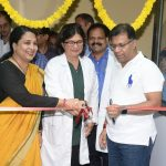"Minister for Health Inaugurated""Students' Cafeteria"" at Girls Hostel GMC Bambolim on July 1"