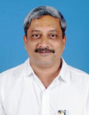 11-Shri. Manohar Parrikar