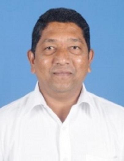 Shri. Milind Naik