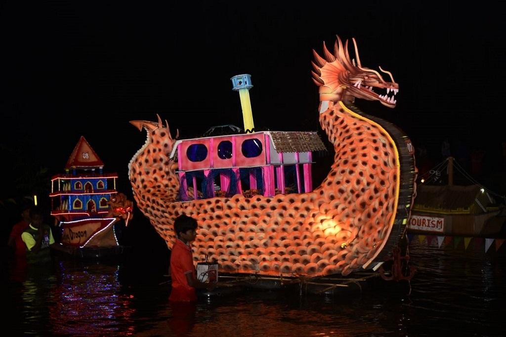 Tripurari poornima-Boat festival