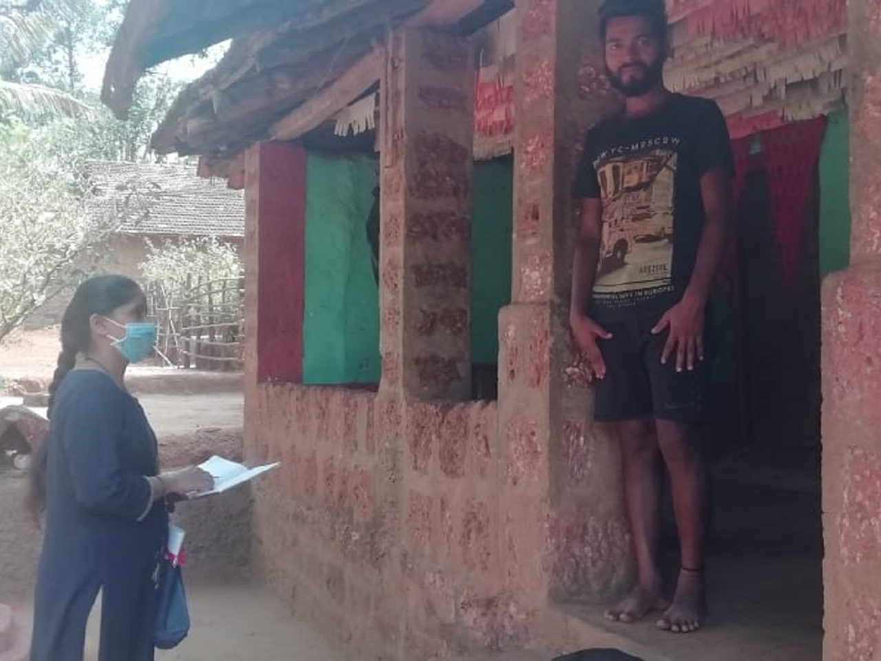House to House Health survey in Bicholim Taluka