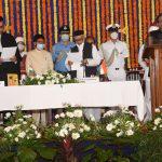 Koshyari Sworn In As Governor Of Goa
