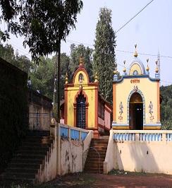 Shri Sapteshwar Bhagvati Temple
