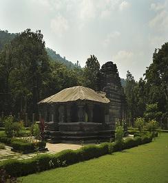 Mahadeva Temple Tambdi Surla