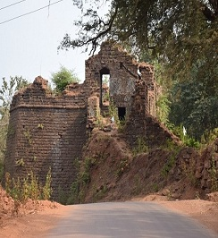 The Ruins Of The Fortress Of Colvale