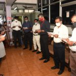 Director of Information & Publicity Staff Took 'Rashtriya Ekta Diwas' Pledge On The Occasion Of Birth Anniversary Celebration Of Sardar Vallabhbhai Patel In The Office Premises