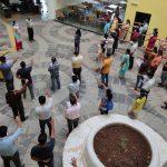 Goa State Pollution Control Board Staff Took 'Rashtriya Ekta Diwas' Pledge On The Occasion Of Birth Anniversary Celebration Of Sardar Vallabhbhai Patel In The Office Premises
