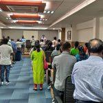 Water Resource Department Staff Took 'Rashtriya Ekta Diwas' Pledge On The Occasion Of Birth Anniversary Celebration Of Sardar Vallabhbhai Patel In The Office Premises