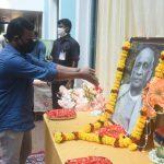 Rashtriya Ekta Diwas(National Unity Day) Celebrated at Secretariat, Porvorim today, October 31, 2020.