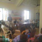 स्वयंमित्र मित्र श्री परेश फालदेसाई केप्या तालुक्यातील व्ही. पी. मोरपिला हांगा जनजागृती कार्यक्रम आयोजित केलो