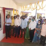Chief Minister, Dr Pramod Sawant inaugurated the 0.8 MLD Sewage Treatment Plant at Sankhalim in the presence of Minister for P.W.D, Shri Deepak Prabhu Pauskar.