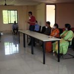 Dr Tariq Thomas Attended Meeting At Keri VP Ponda Taluka To Constitue Van Dhan Vikas Kendra Of Tribal People
