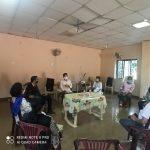 Meeting Held At Fatorpa And Morpilla Village