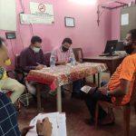 Meeting With Agonda And Cola Panchayat