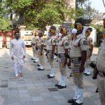 Art & Culture Minister, Shri Govind Gaude attended Goa Liberation Day celebrations at Ponda on December 19, 2020.