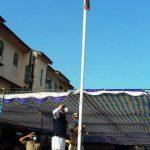 उप मुख्यमंत्री, मनोहर अजगावकर १९ डिसेंबर २०२० रोजी पेर्नेम हांगा गोयच्या मुक्ती दीसा सुवाळोक अशीले.