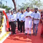 Chief Minister, Dr. Pramod Sawant Lays Foundation Stone For Lekha Bhavan