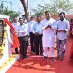 Chief Minister Dr. Pramod P. Sawant, Chief Minister LAID the foundation stone for Lekha Bhavan at Porvorim