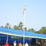 DY CM Hoists National Flag At Margao