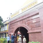 Senior Judge of the High Court of Bombay at Goa, Panaji hoisted the National Flag at the High Court Complex, Altinho Panaji