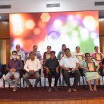 Shri Filipe Neri Rodrigues Felicitated 10 Eminent Freedom Fighters From Salcete Taluka