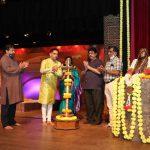 Surashree Kesarbae Kerkar Sangeet Mahotsav Was Inaugurated Today By Minister For Art And Culture Shri. Govind Gaude At Kala Academy, Campal.
