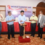 """CM Attended the Awareness Program on Cancer by Gokarma Oncology Association on the occasion of """"World Cancer Day''"""