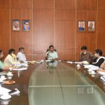 CM Chairs RXIL Meetings