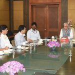 NDMA Team Chairs Meeting With State Authority