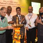 Secretary For Agriculture 'Inaugurated The Two Days 'National Conference On Cashew'' At Miramar On Feb 26, 2021