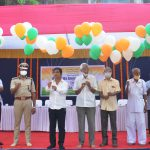 Kavlekar Launches Azaadi Ka Amrut Mahotsav